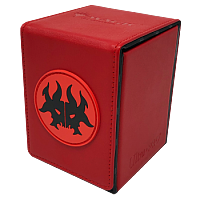 UP - Alcove Flip Box for Magic: The Gathering - Rakdos