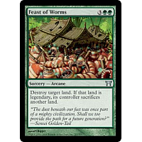 Feast of Worms