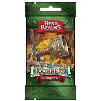 Hero Realms Deckbuilding Game - Journeys Conquest