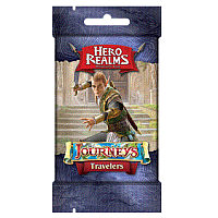 Hero Realms Deckbuilding Game - Journeys Travelers