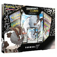 The Pokémon TCG: Champion's Path Collection Dubwool V Box