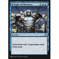 Weight of Memory