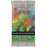 MTG - ZENDIKAR RISING Collector Booster