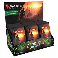 MTG - Zendikar Rising Set Booster Display