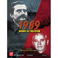 1989: Dawn of Freedom 2nd. Printing