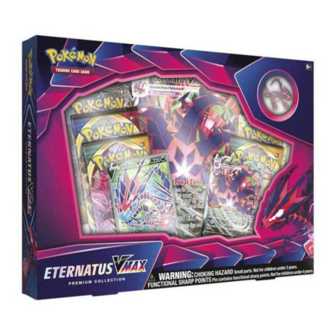 Pokemon - Premium Collection Eternatus VMax_boxshot