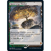 Razorverge Thicket ( Foil )