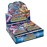 Yu-Gi-Oh! Genesis Impact: Booster Display (24 boosters)
