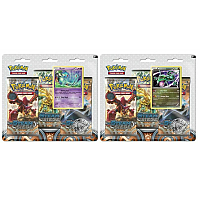 Pokemon 3-pack XY Steam Siege Boosters