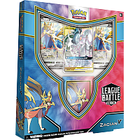 The Pokémon TCG: Zacian V League Battle Deck