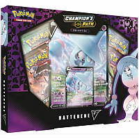 The Pokémon TCG: Champion's Path Collection Hatterene V Box