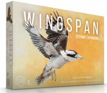 Wingspan Oceania Expansion_boxshot