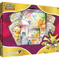The Pokémon TCG: Alakazam V Box