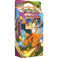 Pokémon TCG Sword & Shield - Vivid Voltage Theme Deck Charizard