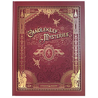 Dungeons & Dragons – Candlekeep Mysteries (Alternative Cover)