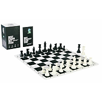 Best Chess Set Ever (Black Board)