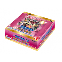 Digimon Card Game - Great Legend Booster Display BT04 (24 Packs) - EN