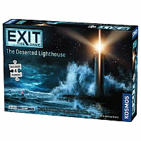 EXIT + PUZZLE: The Deserted Lighthouse