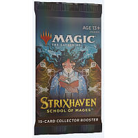Magic The Gathering - Strixhaven: School of Mages Collector Booster