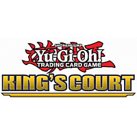 Yu-Gi-Oh! King's Court - Special Booster Display (24 Packs)