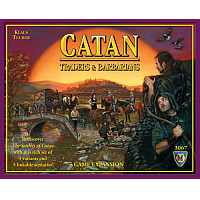 Catan: Traders & Barbarians Game Cards