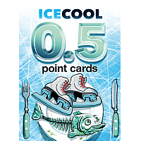Ice Cool: Mini Expansion Promo 0.5 Point Cards