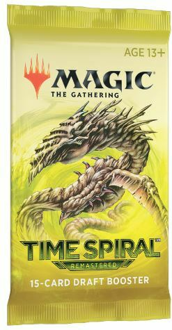 Magic the Gathering - Time Spiral Remastered Draft Booster _boxshot