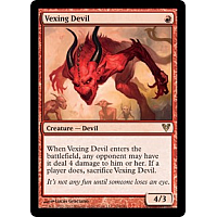 Vexing Devil ( Rysk )
