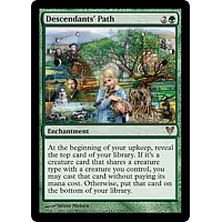 Descendants' Path ( Foil )