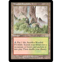 Wooded Foothills ( Foil )