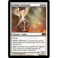 Sublime Archangel (Foil)