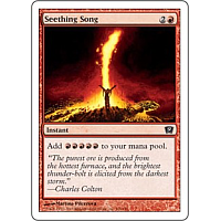 Seething Song (Foil)