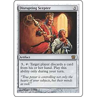 Disrupting Scepter